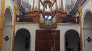 Música de Órgano por Miguel Bernal Ripoll grabada en Benidorm